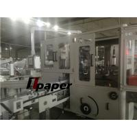 China Siemens PLC Automatic Soft Facial Tissue Paper Making Machine with 90 bags/min wholesale