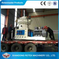 China Vertical ring die Wood Pellet Machine YGK J450 , 560 , 680 , 850 , 1050 wholesale