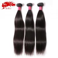 China Ali Queen Flawless 3pcs Brazilian Straight Hair Extensions Wholesale And Retail Free Shipping on sale