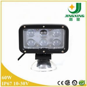 China 60w ledbar automotive led work light, 10w led off road work light, 24v led work light on sale