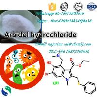 China Arbidol Hydrochloride Treat for Viral Infections / API Powder CAS 131707-23-8 wholesale