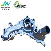 China Recyclable Aluminum Die Casting Parts , Flexible Volume Die Casting Auto Parts on sale