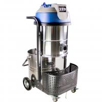 China Durable Industrial Wet Dry Vacuum Cleaners for Office , Retail Shop wholesale