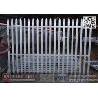 China 2.4m Height x 2.75m Steel Palisade Fence | HESLY China Palisade Fencing Factory wholesale