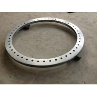 China Wind Power 50Mn Rolled Ring Forging Flange , ASTM Standard wholesale
