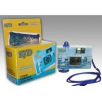Quality DISPOSABLE UNDERWATER CAMERA for sale