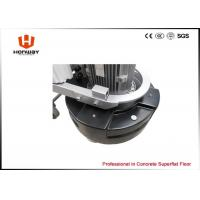 China Folding Electric Floor Grinder , Concrete Floor Leveling Grinding Machine 50/60HZ wholesale