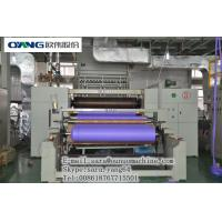 China High Efficiency Non Woven Fabric Making Machine With SIEMENS PLC Control System wholesale
