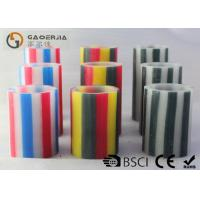 China Customized Lovely Battery Operated Candles With Timer Wax Material wholesale