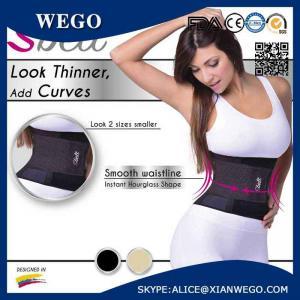 China chwhite S'BELT Breathable Waist Tummy Belt Sport Body Shaper Trainer Corset -Body Shaper wholesale
