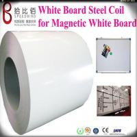 China Colorful Prepainted Metal Coil for Writing Board wholesale