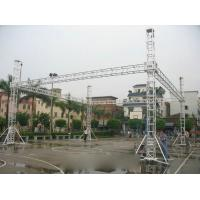China Outdoor Aluminum Stage Truss With Aluminum Tube / LED Screen Truss wholesale