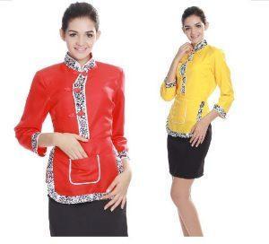 China 2012 Fashion Chef Uniform (No. 5) wholesale