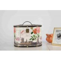 China Travel Cosmetic Makeup Storage Bag Lockable Light Weight With Big Capacity wholesale