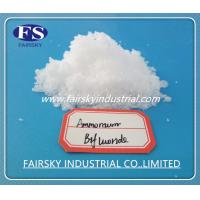 China Ammonium Bifluoride(Fairsky)98%Min & Mainly used on the Glass Etching; Metal surface treatment on sale