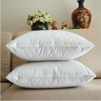 China Polyester Fiber Pillow Insert With Microfiber Filling Material on sale