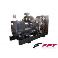 China Three phase FPT iveco diesel 250kw generator set / 300kva Fiat generator wholesale