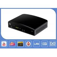 China MINI DVB S2 Satellite Receiver Support LAN WIFI 3G Youtube Gmail IPTV with Beinsport OSN on sale