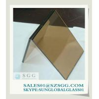 Buy cheap sun reflective glass panel from wholesalers
