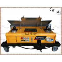 China Hydraulic System Automatic Rendering Machine For Thermal Wall Plaster on sale