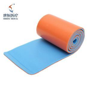 China High Polymer Medical First Aid Orthopaedic Splint Malleable Aluminum Rolled Emergency SAM Splint wholesale