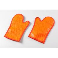 Quality silicone oven mitts/ oven glove OEM offer  sizes:31*18   material:whole silicone for sale