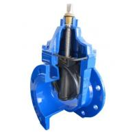 China PN10 DIN 3352 EPDM / NBR Resilient Seated Gate Valve , Temperature -20~120 C wholesale