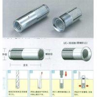 China DIN Standard Zinc Metric Drop In Anchors / Concrete Wall Anchors wholesale