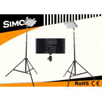 China Battery - operated 504 LED Camera Light Microbeam Light Panel on Camera and Camcorder Kit wholesale