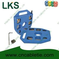 China LKS-B1 Series Stainless Strapping Band with Screw type Buckle and LSA Style Banding tool wholesale