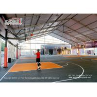 China 6M Side Height Sport Event Tents  Tear Resistant Self - Cleaning Ability on sale