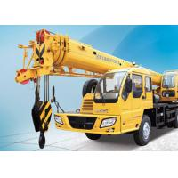 China Hydraulic Mobile Crane Construction Lifting Machinery Left Hand Drive CE certificate wholesale