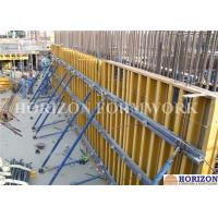 China Adjustable Push-Pull Brace to Plumb Wall Formwork Systems / Erection In Concrete Work wholesale