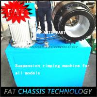China Hydraulic Hose Crimping Machine for BMW 7 Series Air spring Suspension TS16949 wholesale