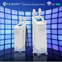 China 2015 Top seller super laser hair removal SHR+IPL machine best choice for you on sale