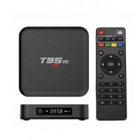 Quality T95M Mini PC Android Smart TV Box Amlogic S905X 1G / 8G Quad Core USB 2.0 for sale