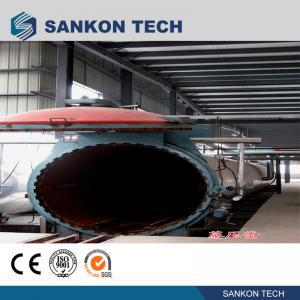 China 380V Vertical Autoclave Machine wholesale