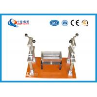 China Orange Flammability Testing Equipment , Wire And Cable Smoke Density Test Apparatus wholesale