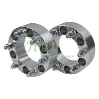 China 6061-T6 Billet Aluminum  wheel spacer adapter 6X5.5-6X5.5-14X1.5-2Thickness 108MM on sale