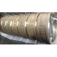 China High Performance API 594 Check Valve Dual Plate Wafer Type C95800 Material wholesale