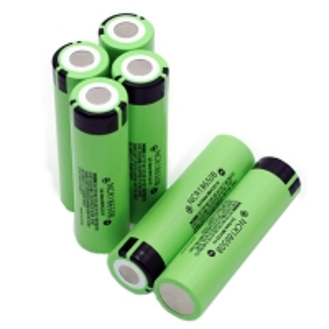 China Deep Cycle 12.58wh Panasonic 18650 Battery 3400mAh wholesale