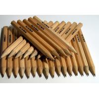 China Promotional Cheap Wooden Golf Pencil, Natural Mini Wooden Pencil wholesale