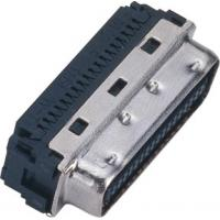 China WCON 1.27mm 14~100P Computer Pin Connectors IDC Ribbon Type For Cable wholesale