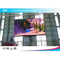 Buy cheap Energy Saving Flexible Indoor Advertising Led Display P3 Viewing Angle 140 Degree from wholesalers