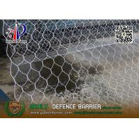 China 8x10cm Wire gabion mesh baskets with lid | 2x1x1m | China Gabion Exporter wholesale