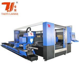 China Taiyi Cypcut Fiber 3D Laser Cutting Machine 1070nm Laser Wavelength wholesale