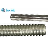China 304 Materials Stainless Steel Threaded Studs Rods IFI 136 Standard Length 3