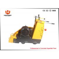 China Industrial Floor Self Propelled Scarifier Machine For Road Construction wholesale