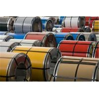 China Polyester Color Coated Galvanized Steel Coil wholesale