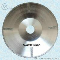 China Electroplated Grinding Discs - DESB07 wholesale